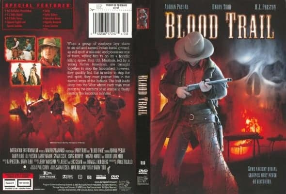 blood trail film