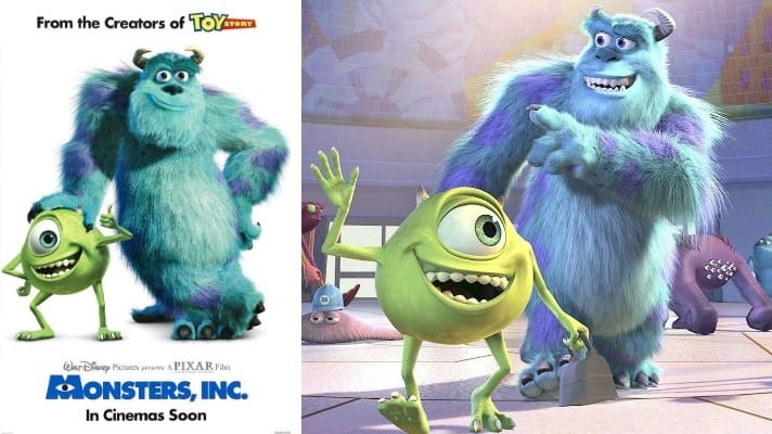 Monsters, Inc. film