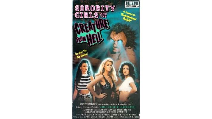 Sorority Girls and the Creature from Hell 1990 film