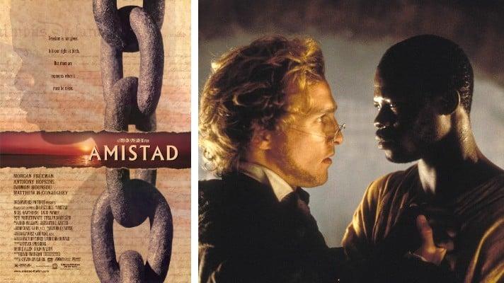 Amistad 1997 film