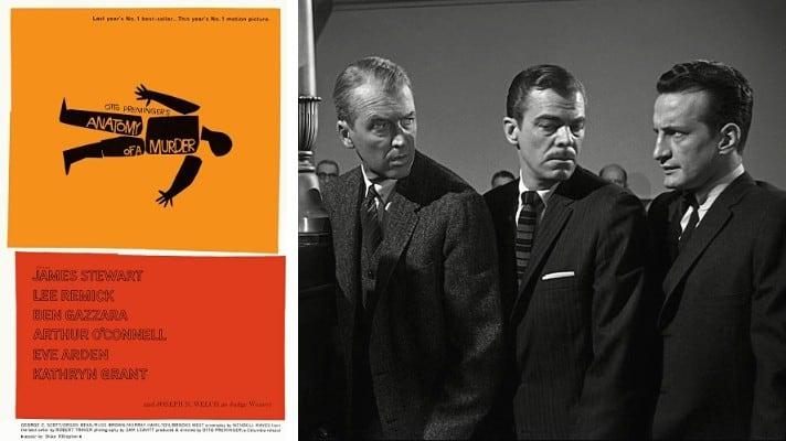 Anatomy of a Murder 1959 film