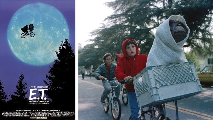 E.T. the Extra-Terrestrial film