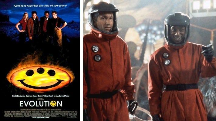 Evolution 2001 film