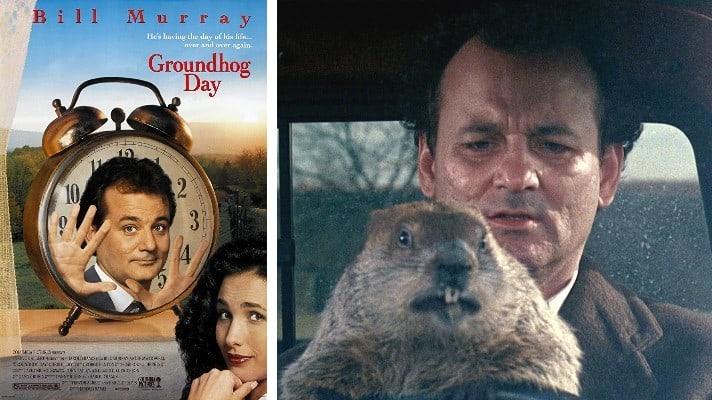 Groundhog Day 1993 film