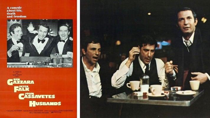 Husbands 1970 film