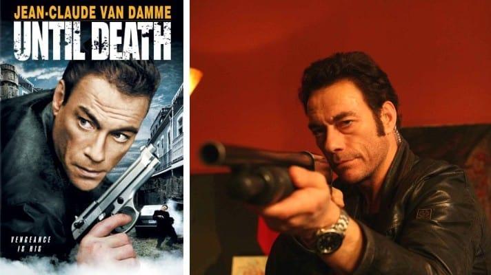 Jean-Claude Van Damme until death