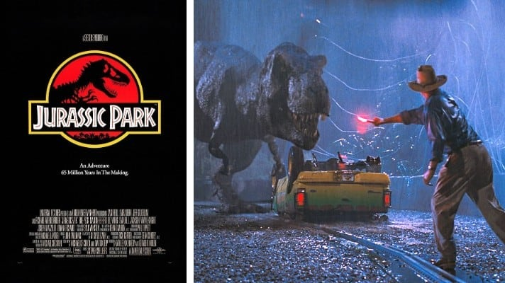 Jurassic Park film 1993