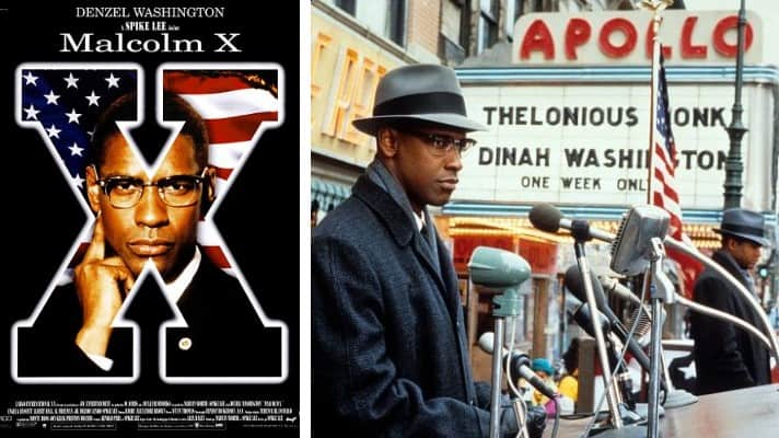 Malcolm X 1992 film