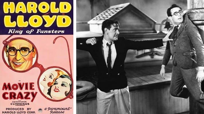Movie Crazy 1932 film