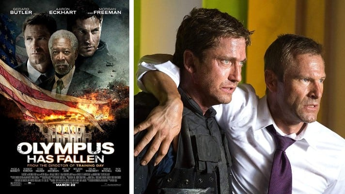 Olympus Has Fallen 2013 film