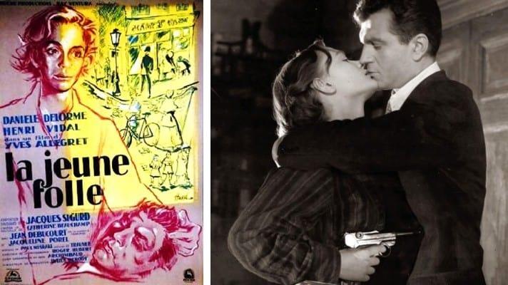 Revenge at Daybreak 1952 film