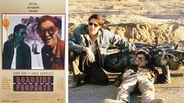 Roadside Prophets 1992 film