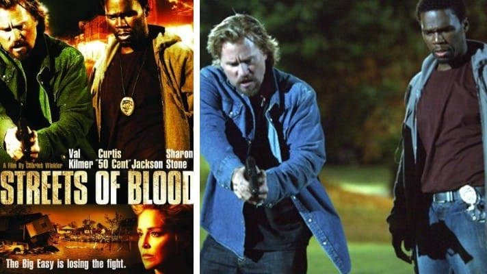 Streets of Blood 2009 film