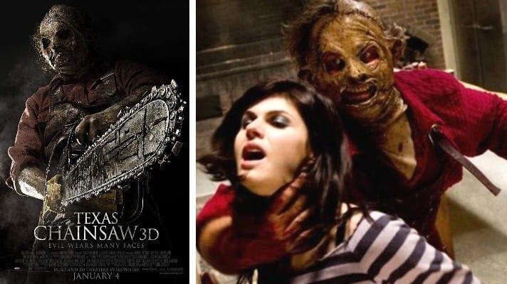 Texas Chainsaw 3D film 2013