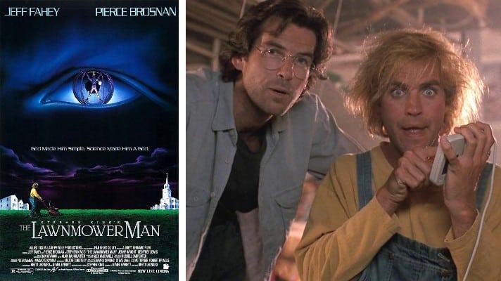The Lawnmower Man 1992 film