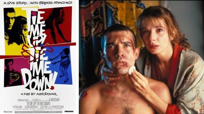 Tie Me Up! Tie Me Down! film 1989