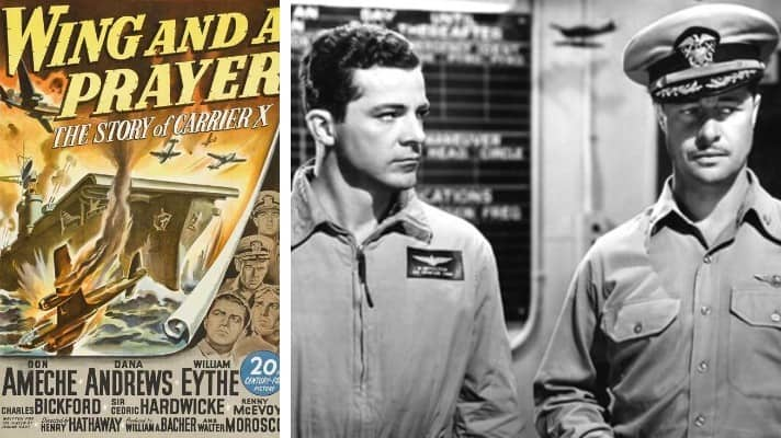 Wing and a Prayer 1944 film