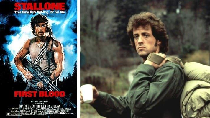 first blood film 1982