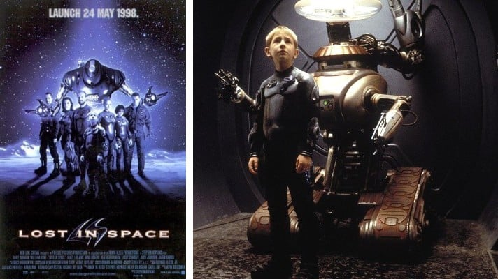 lost in space 1998 film