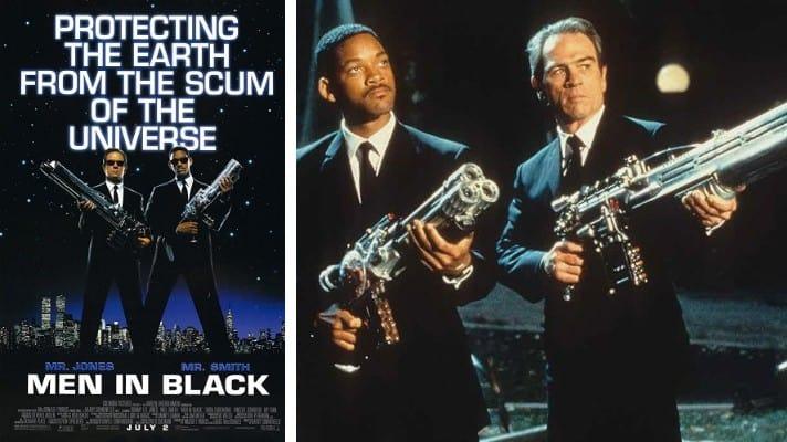 men in black 1997 film