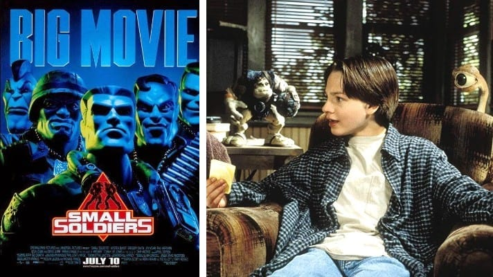 small soldiers 1998 film