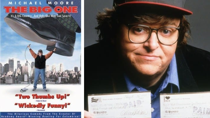the big one michael moore