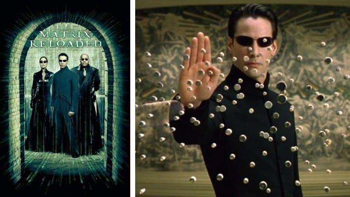 the matrix reloaded film