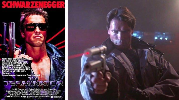 the terminator 1984 film