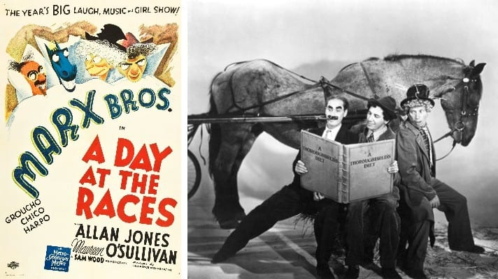 A Day at the Races 1937 film