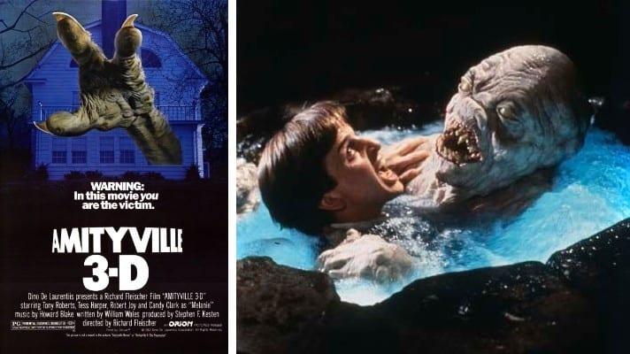 Amityville 3-D film 1983