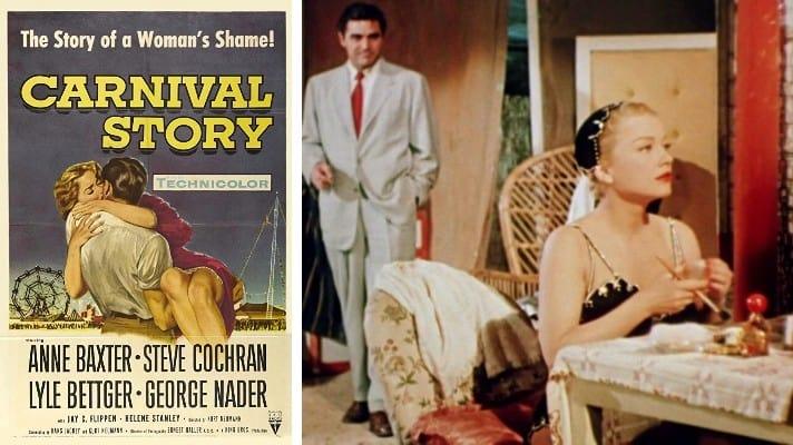 Carnival Story 1954 film
