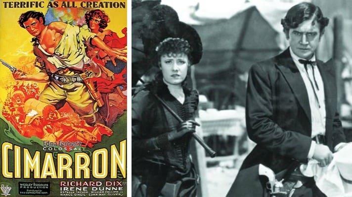 Cimarron 1931 film
