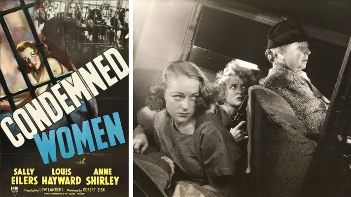 Condemned Women 1938 film