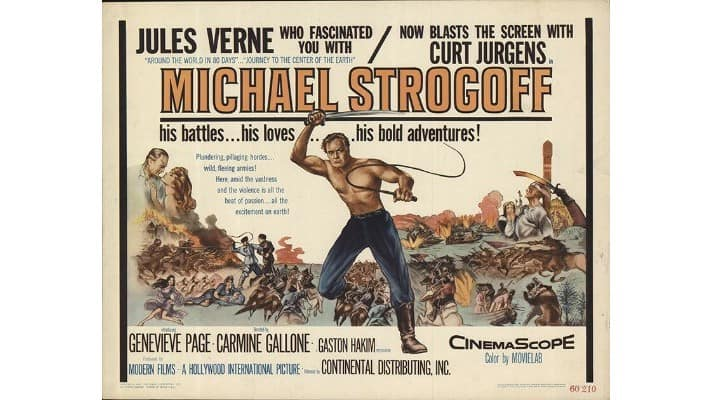 Michel Strogoff 1936 film