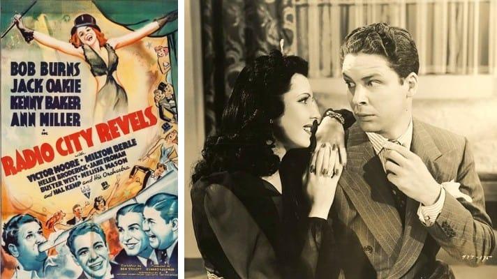 Radio City Revels 1938 film