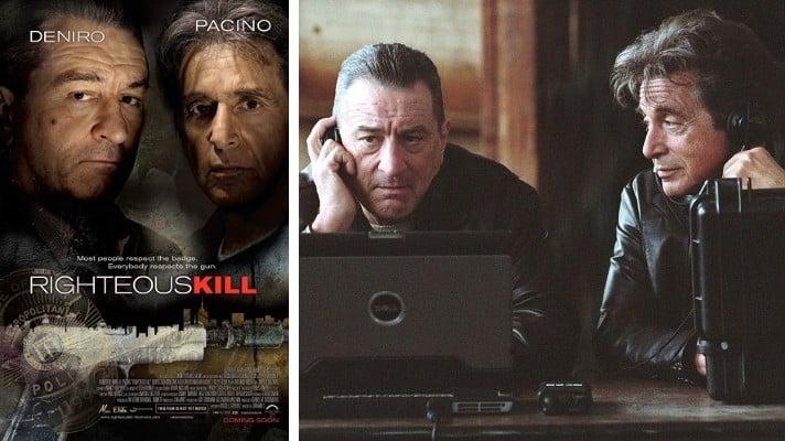 Righteous Kill 2008 film
