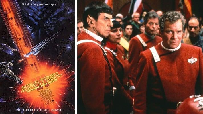 Star Trek VI 1991 film