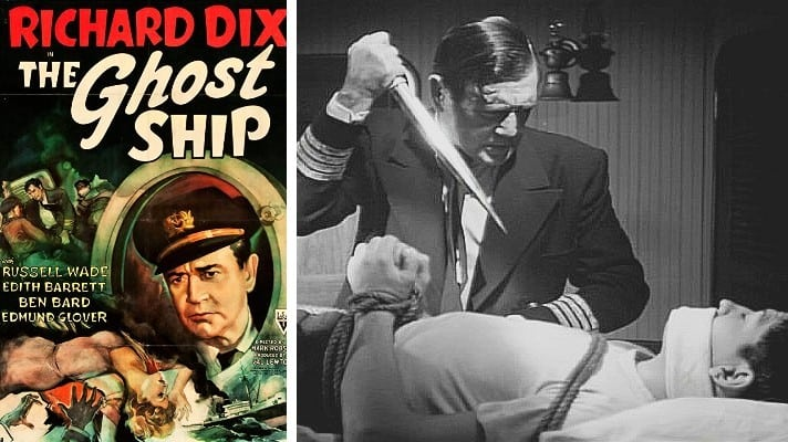 The Ghost Ship 1943 film