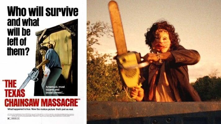 The Texas Chain Saw Massacre 1974 film