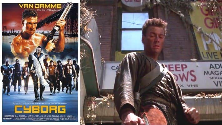 cyborg 1989 film