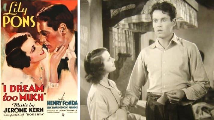 i dream too much 1935 film