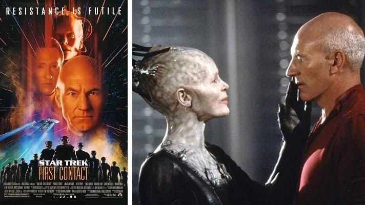 star trek first contact 1996 film
