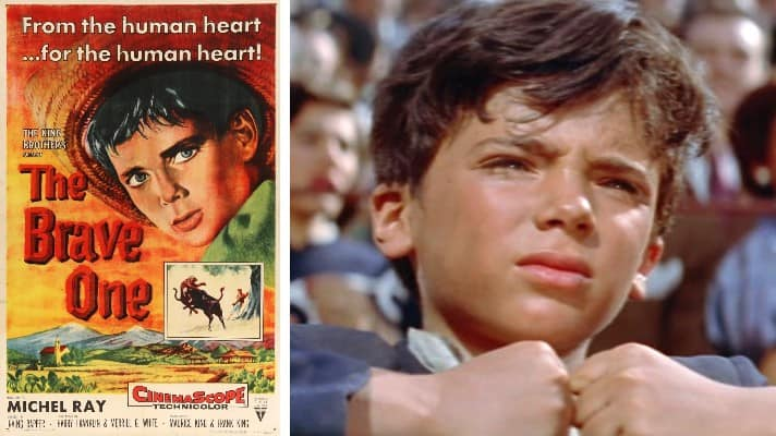 the brave one 1956 film