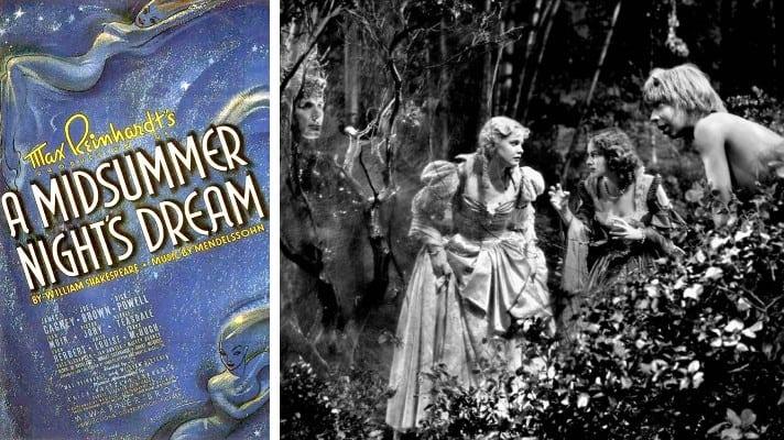 A Midsummer Night's Dream 1935 film