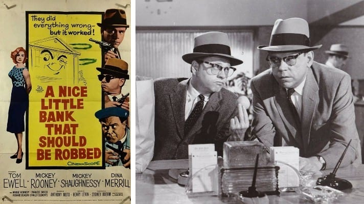 A Nice Little Bank That Should Be Robbed 1958 film