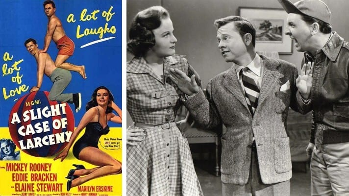 A Slight Case of Larceny 1953 film