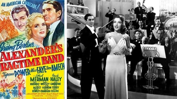 Alexander's Ragtime Band film 1938