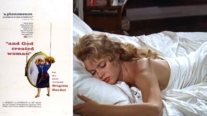 And God Created Woman 1956 film