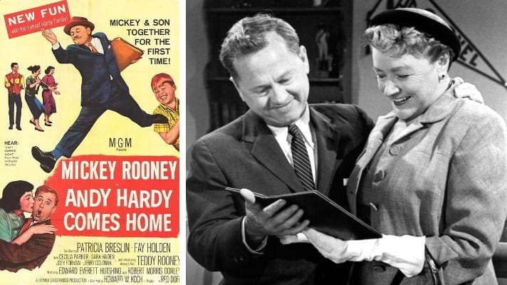 Andy Hardy Comes Home 1958 film
