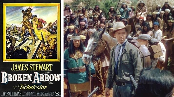 Broken Arrow 1950 film